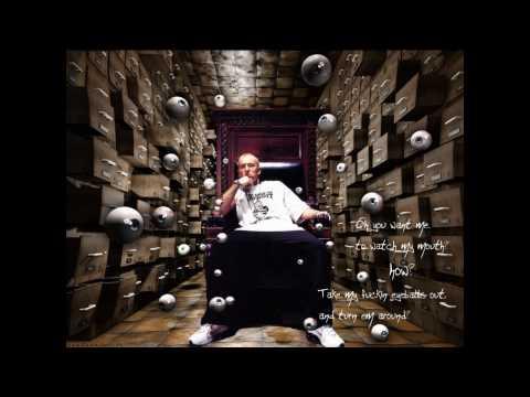 Eminem - Rain man [HD]