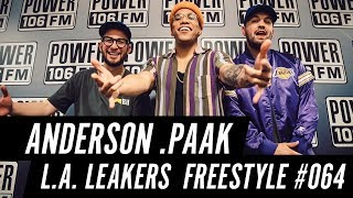 Anderson .Paak Freestyle w/ The L.A. Leakers - Freestyle #064