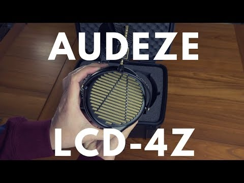 ► Audeze LCD-4z Headphones Unboxed! 🎧