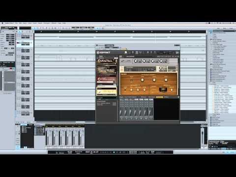 Create Backing Tracks Easily With Studio One 2