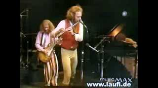 Jethro Tull - Thick As A Brick Live At The London Hippodrome, 1977