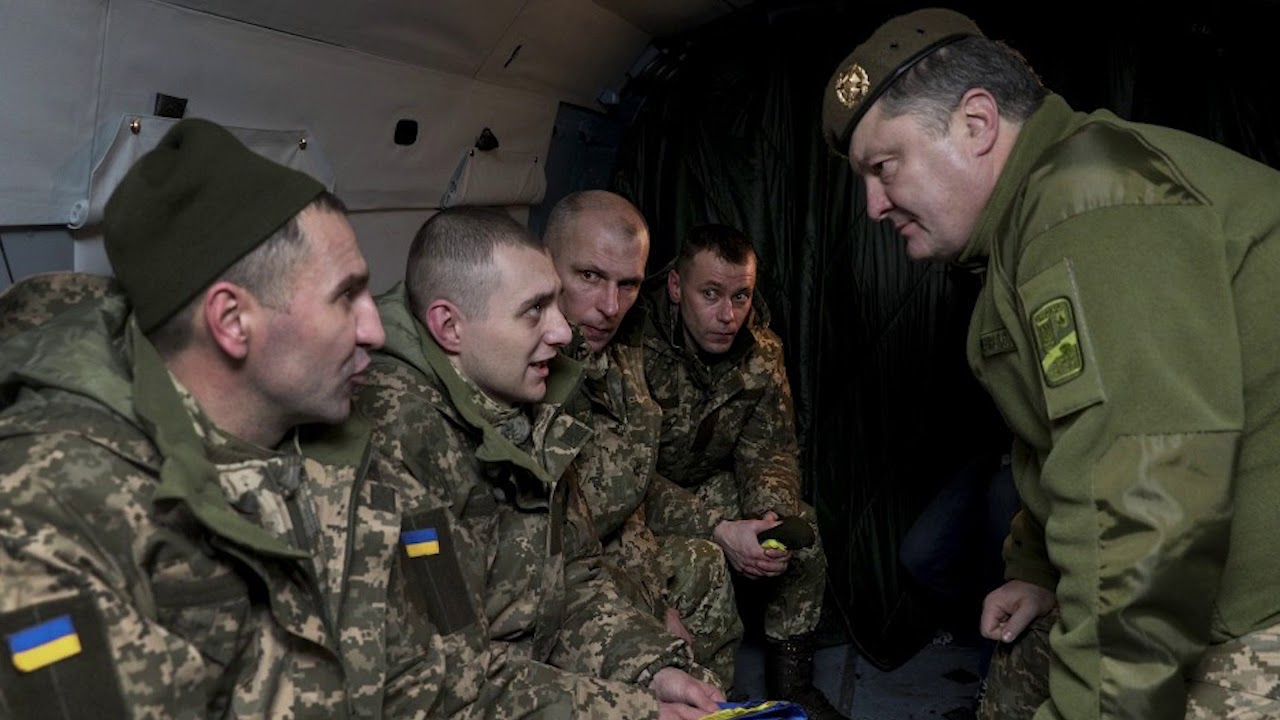 Последняя подлость Порошенко: 31 марта Донбасс