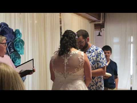 Will Lighthouse's Heather and Tom Wedding movie