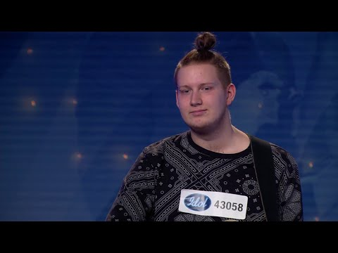 Lucas Säbom - Hearts Don't Break Around Here Av Ed Sheeran (hela Audition 2018) - Idol Sverige (TV4)