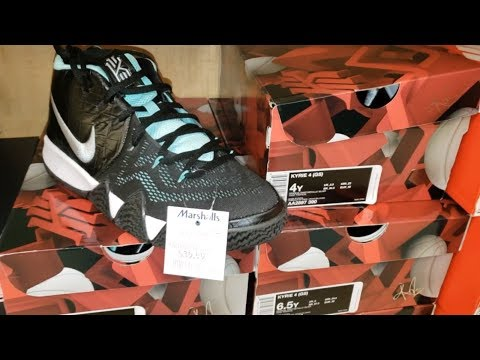 d304cae59a01 I FOUND KYRIE IRVING S NIKE KYRIE 4 SNEAKER AT MARSHALLS!