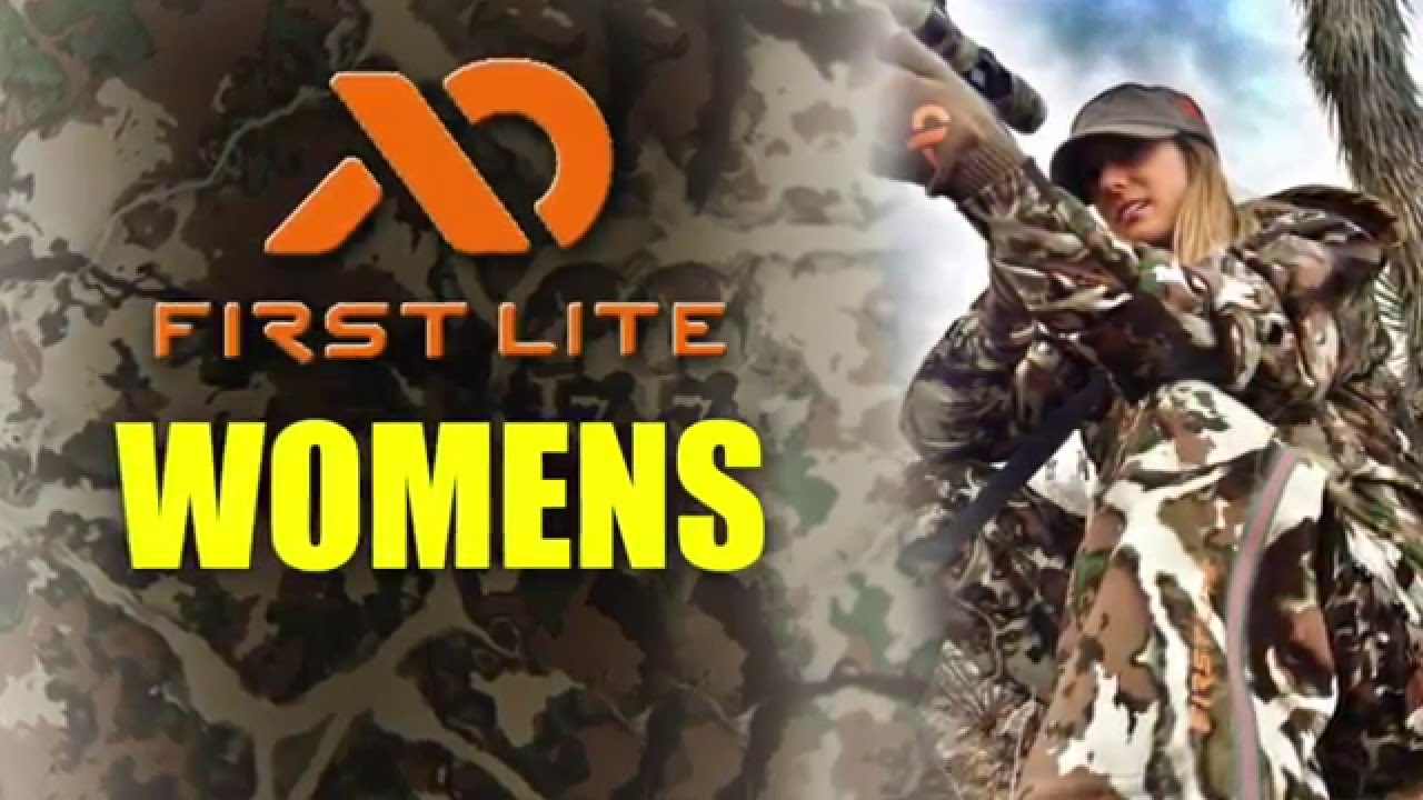 FIRST LITE WOMENS GEAR REVIEW - YouTube