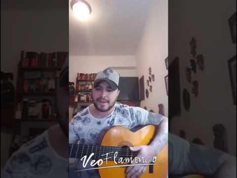 Antonio Martin canta en directo desde Veo Flamenco (Facebook Live)  | VEOFLAMENCO