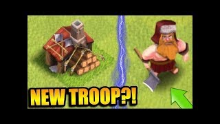 """""""THE LUMBERJACK"""" W CLASH OF CLANS?! IDEA/CONCEPT 2017!"""