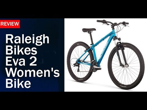 Raleigh Bikes Eva 2 Women s Bike Review + Unboxing  dc0d765ef