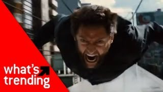 The Wolverine (2013) First Trailer Plus the Top YouTube Videos for 3/27/13