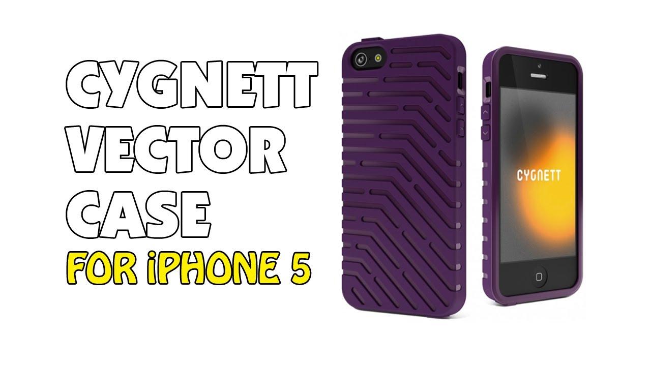 reputable site 8e9e7 a3d1a Cygnett Vector | iPhone 5 Case Review