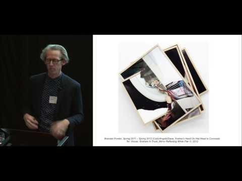 Daniel Palmer: Govett-Brewster Symposium 2016
