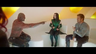 Mantis telepathic abilities -  Guardians of the Galaxy Vol.2