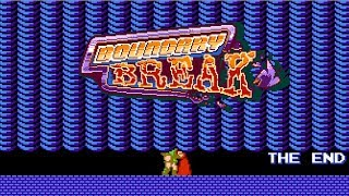What Zelda is ACTUALLY Doing to Link Underneath the Curtain - Boundary Break