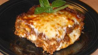 My Favorite Lasagna Recipe with Michaels Home Cooking