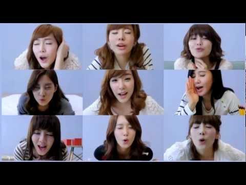 [HD 1080p] 少女時代 Girls' Generation - Day By Day (Daum Screen Saver)