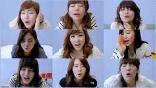 Watch Girls Generation Day By Day video