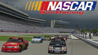 NASCAR SimRacing (PC) Career Mode #2