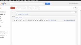 @googlemail.com eMail-Adresse auf @gmail.com umstellen
