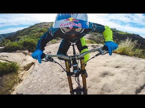 GoPro: Aaron Gwin Rides Top of...