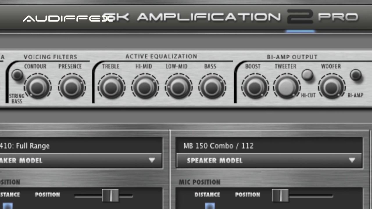 GK Amplification 2 LE free download at Audified