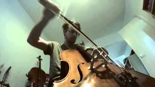"Perturbator ""Raw Power"" - #GITDContest - Cello Cover"