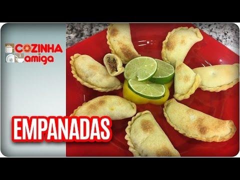 Empanadas - Chef Gabriel Barone | Cozinha Amiga (19/05/17)