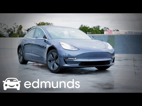 Tesla Model 3 Model Review | Edmunds