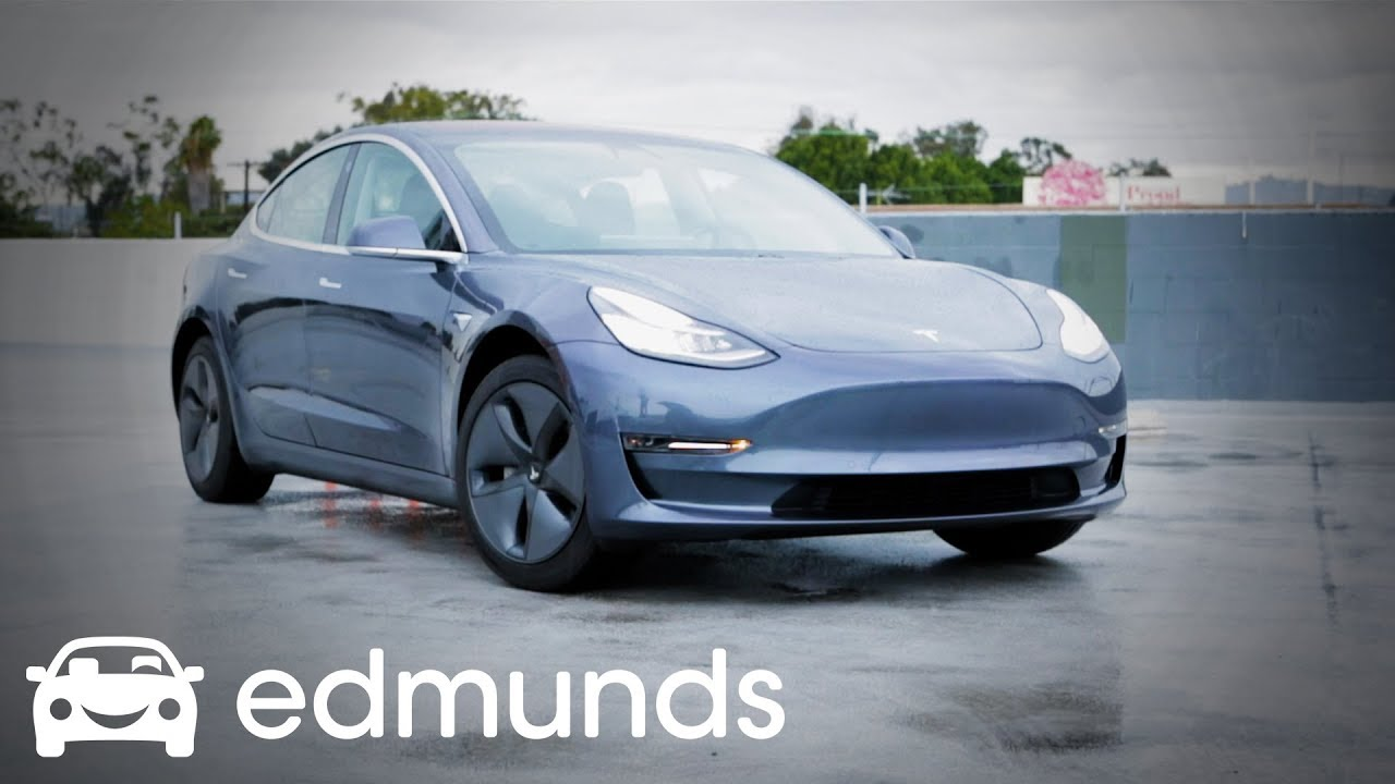 Tesla Model 3 Review Edmunds