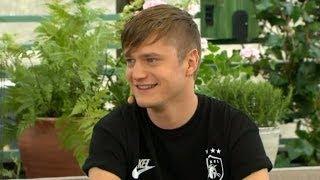 Adrian Lux om fansen, nervositet och framtiden - Nyhetsmorgon (TV4)