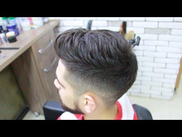 Men S Hairstyle Hair Cutting Stylistelnar Haircut Youtube