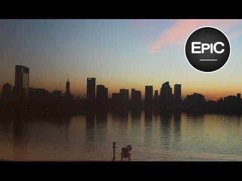 Llegando a Buenos Aires (Buquebus Francisco Papa) / Arriving in Buenos Aires - Argentina (HD)