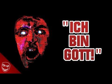 """Das gruselige """"I am God"""" Internet-Mysterium auf 4Chan!"""