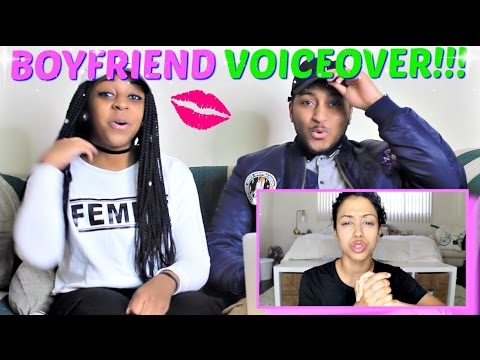 "Thumbnail: Liza Koshy ""MY BOYFRIEND DOES MY VOICEOVER 