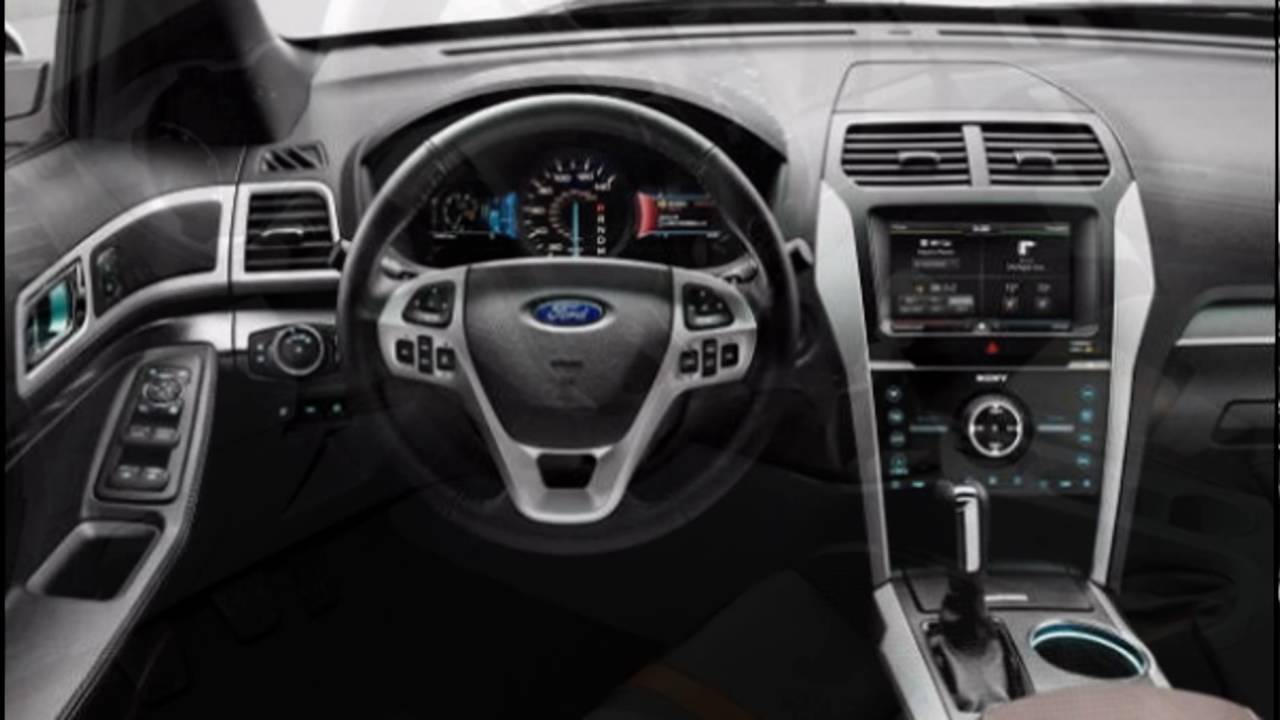 2016 Ford New Ranger Interior Youtube