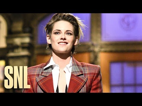 Kristen Stewart Audience Questions Monologue - SNL