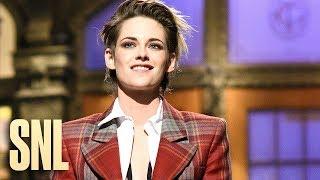 Kristen Stewart Audience Questions Monologue - SNL