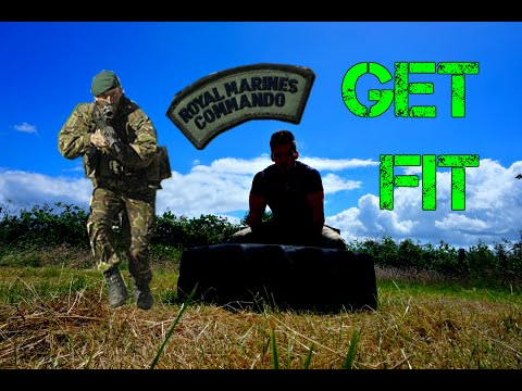 Workout Routine To Get Fit To Join Royal Marine Commandos