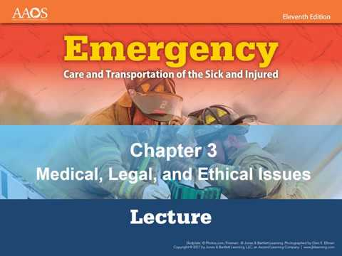 Medical  Legal  And Ethical Issues Lecture