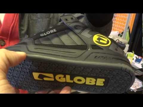 Scarpa Globe Liberty per VideoGioco Halo 4 Schoes XBox - Tilt per Skateboard : Video