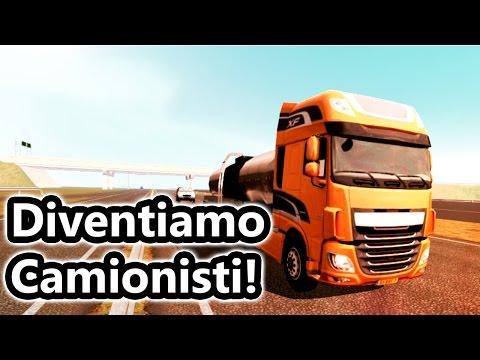 Truck Simulator Europe - Diventiamo Camionisti! - Simulatori Android - (Salvo Pimpo's)