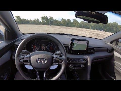2019 Hyundai Veloster N Performance - POV Test Drive (Binaural Audio)
