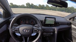 2019 Hyundai Veloster N Performance - POV Test Drive (Binaural Audio)