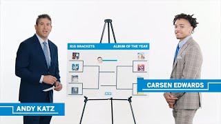 B1G Brackets: Carsen Edwards Picks Album of the Year | B1G Basketball