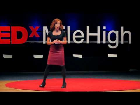 Wearable Tech Expands Human Potential | Lauren Constantini | TEDxMileHigh