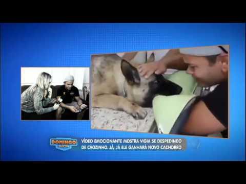 A história do Eterno Othello - Domingo Show - Rede Record 02/11/2014