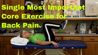 Single Most Important Core Exercise For Back Pain