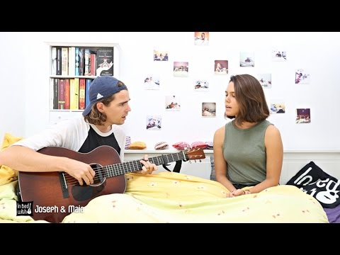 Joseph & Maia - Sleep - acoustic for In Bed with