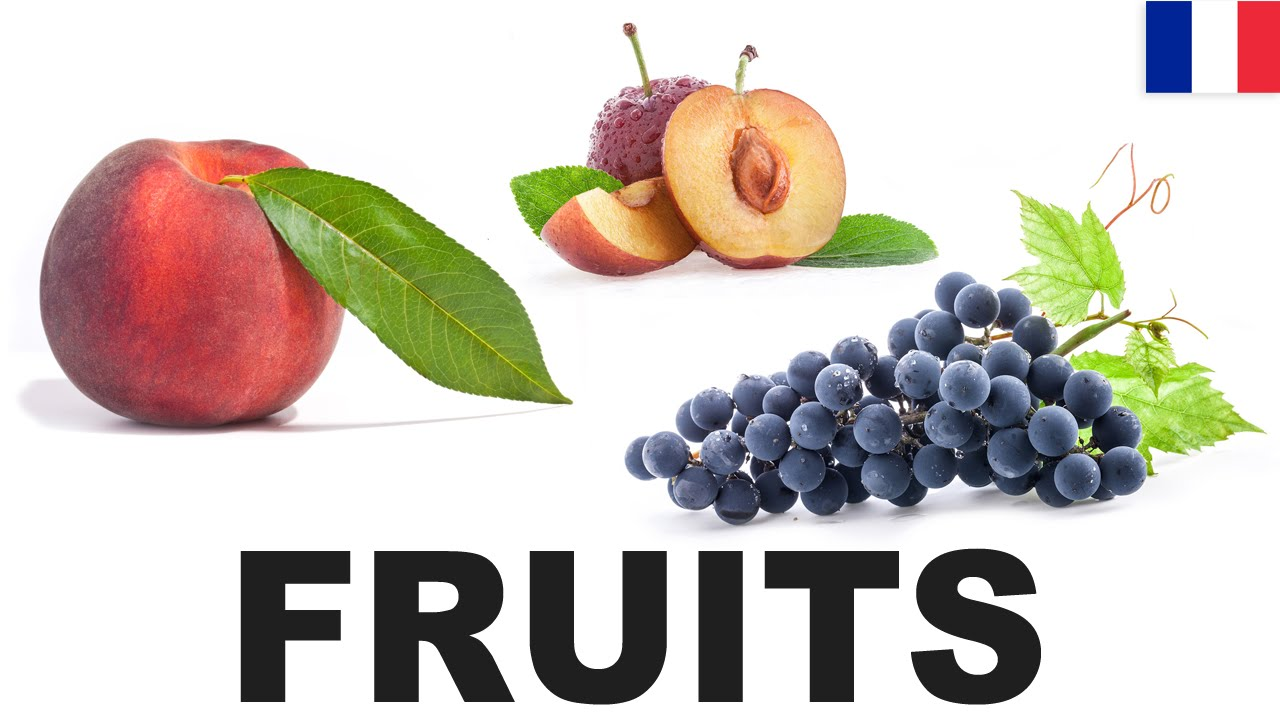 Gut gemocht Apprendre le vocabulaire anglais - Les fruits 3 (Fruits) - YouTube MK77