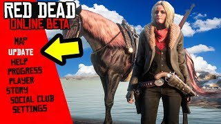 NEW Red Dead Online Update! 25% Off Items! Red Dead Redemption 2 Online News